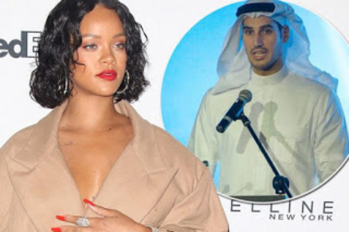 Boyfriend rihanna new Rihanna's Ex