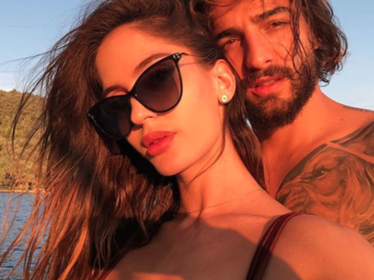 Freundin maluma Neymar Freundin